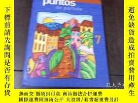 二手書博民逛書店PUNTOS罕見DE PARTIDA, SEVENTH EDIT