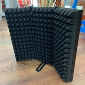 凱傑樂器 microphone isolation shield 錄音用 麥克風圍罩