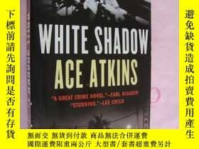 二手書博民逛書店White罕見ShadowY146810 ACE ATKINS