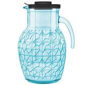 無鉛水晶玻璃耐熱冷水壺涼水杯果汁扎壺
