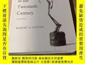 二手書博民逛書店Europe in罕見the Twentieth Century
