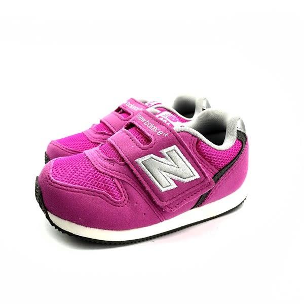 小童 New Balance FS996MAI 魔鬼氈 學步鞋 《7+1童鞋》9354 桃色
