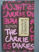 【書寶二手書T4/原文小說_NKN】The Carrie Diaries_Candace Bushnell