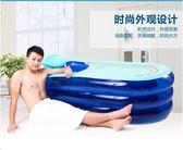 蒸汽桑拿浴箱汗蒸箱家用熏蒸機加厚家庭浴缸泡澡桶桑拿房月子發汗YXS    韓小姐的衣櫥