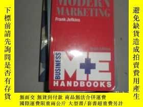 二手書博民逛書店Modern罕見MarketingY25820 Frank Je