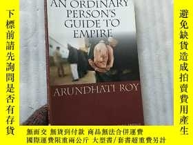 二手書博民逛書店AN罕見ORDINARY PERSON S GUIDE TO E