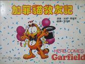 【書寶二手書T1/漫畫書_OLI】加菲貓救友記_張定綺