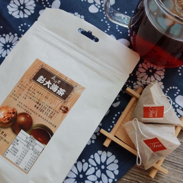 彭大海茶 花草茶 茶包 茶葉 保護喉嚨的最佳飲品 1包(20小包) 冷氣房老師必備 【正心堂】