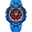 Transformers 變形金剛 聯名限量潮流腕錶(柯博文)LM-TF001.OP19G.41S.9TM