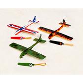 塑膠小飛機1入-隨機出貨