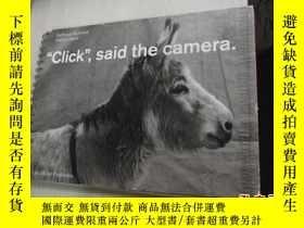 "二手書博民逛書店""Click"" ,said罕見the cameraY18429"