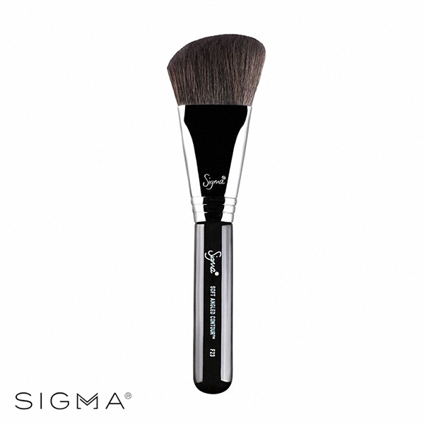 (盒損良品)Sigma F23-大斜角修容刷 Soft Angled Contour - WBK SHOP