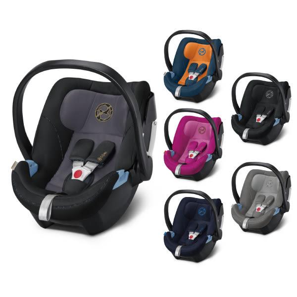 Cybex ATON 5 嬰兒提籃型安全座椅/嬰兒汽座(6色可選)