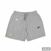 NIKE 男 運動短褲AS M NSW SPE+ FT SHORT M FTA 灰-DD4683063