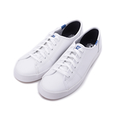 KEDS KICKSTART 時尚皮革綁帶休閒鞋 白藍 173W132222 女鞋