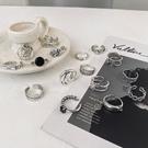 歐美復古戒指女