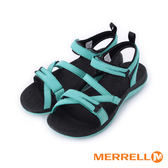 MERRELL SIREN STRAP Q2戶外運動涼鞋 湖水綠 ML12712 女鞋