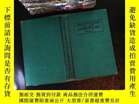 二手書博民逛書店tables罕見of integrals and other mathematical data dwight