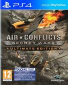 PS4 藍天對決 秘密戰爭終極版 -英文版- Air Conflicts: Secret War Ultimate Edition