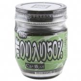 日本安田岩海苔醬鐵+鈣70g