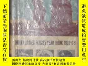 二手書博民逛書店英文原版罕見Indian Armed Forces Year B