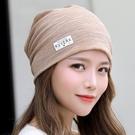 帽子女春夏季薄款透氣化療帽女薄光頭睡帽孕婦月子帽中老年包頭帽