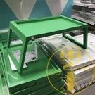 寢室折疊電腦桌 塑料輕便寫字桌子床上用懶人桌【雲木雜貨】