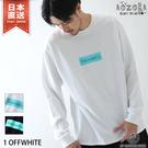 【AOZORA】LOGO長袖T恤