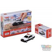 TOMICA 多美小汽車 4D版 豐田Toyota Crown 警車 05 (TAKARA TOMY) 61684