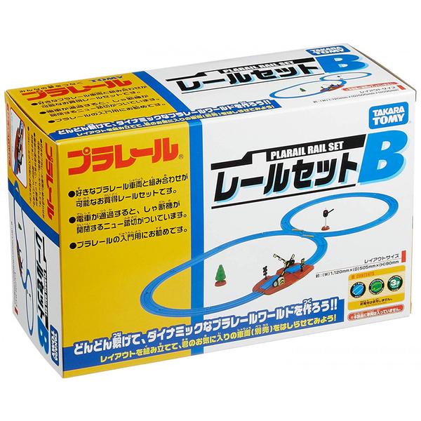 《 TAKARA TOMY 》火車軌道組B  /   JOYBUS玩具百貨