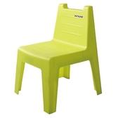 HOUSE 學童椅-綠(44x40x57.5cm)【愛買】