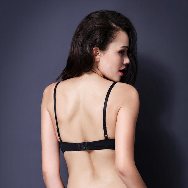 鏤空誘惑網紗夏季半透明超性感薄款胸罩-12360001023