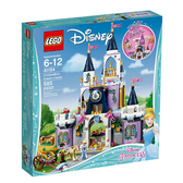 41154【LEGO 樂高積木】迪士尼 Disney 仙杜瑞拉的夢幻城堡 (585pcs) Cinderella s Dream Castle