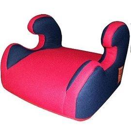 SUPER NANNY 超級奶媽-兒童汽車安全座椅 加高座墊 DS-500/ 安全汽座輔助墊 (橘黑/紅藍兩色隨機)