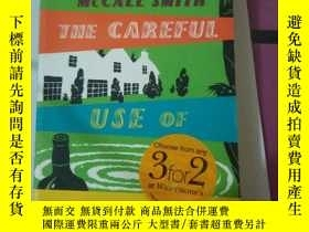 二手書博民逛書店THE罕見CAREFUL USE OF COMPLIMENTS