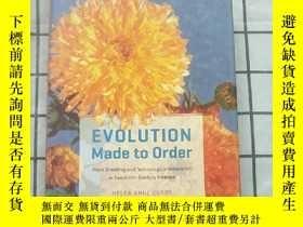 二手書博民逛書店Evolution罕見Made to Order: Plant Breeding and Tec進口原版 Y2