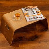 自然質樸柳木紋萬用桌-生活工場