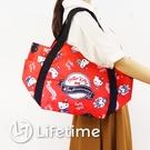 ﹝Kitty45週年側背包﹞正版 側背包 托特包 旅行包 行李袋 肩背包 凱蒂貓〖LifeTime一生流行館〗