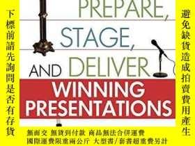 二手書博民逛書店How罕見To Prepare, Stage, And Deliver Winning Presentations