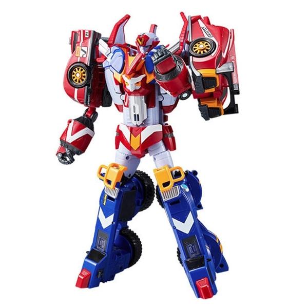 《 TOBOT 》 機器戰士 TOBOT GD 宇宙奇兵 至尊戰神 / JOYBUS玩具百貨