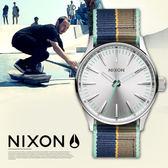 NIXON A426-2083 Sentry 38 Nylon 日本機芯 熱賣中!