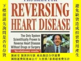 二手書博民逛書店Dr.罕見Dean Ornish s Program For Reversing Heart DiseaseY