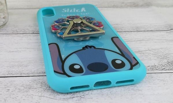 迪士尼摩天輪手機殼 iPhone XR (6.1吋) 指環支架【正版】米奇 米妮 史迪奇 小熊維尼