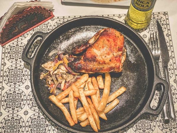 秘魯炭火烤雞 Pollo a la Brasa