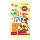 [寵樂子]Q-pet 巧沛日本犬用零食 歡樂香鬆系列-甘藷雞胸肉鬆80g/包