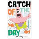 派大星《Catch》一卡通|普通卡