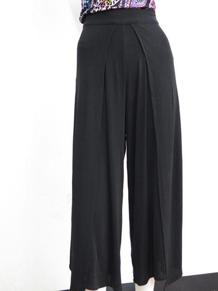 【碧多妮】剪裁立體時尚寬褲