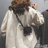 迷你包上新小包包女2019新款韓版時尚迷你網紅小黑包質感百搭單肩斜背包 爾碩數位