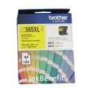 Brother LC565 LC565XL Y 原廠高容量黃色墨水匣 適用於J2310 J2510 J3520 J3720