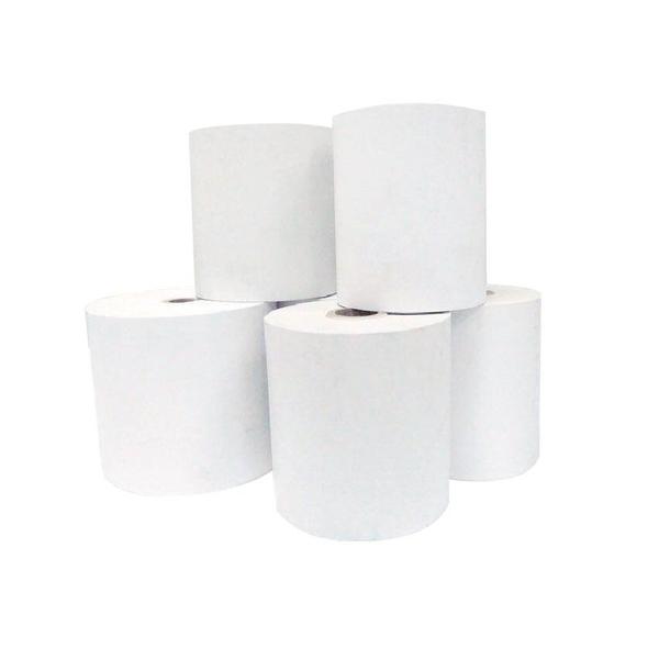 模造紙捲  餐廳,飲料店 POS系統 點餐機 紙捲 75(76)x70x12mm   100捲